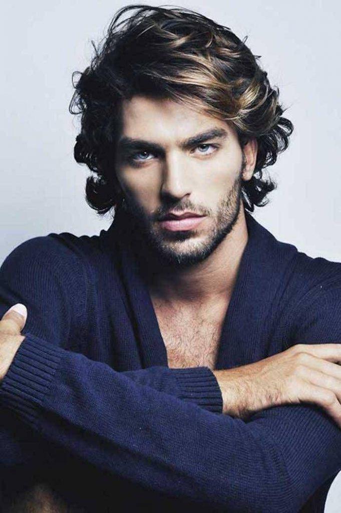 مدل موی بلند پسرانه و مردانه در سال 2021