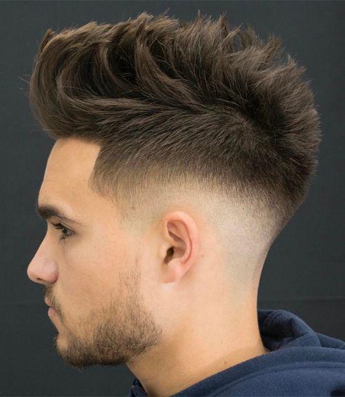 مدل موی پسرانه و مردانه در سال 2021