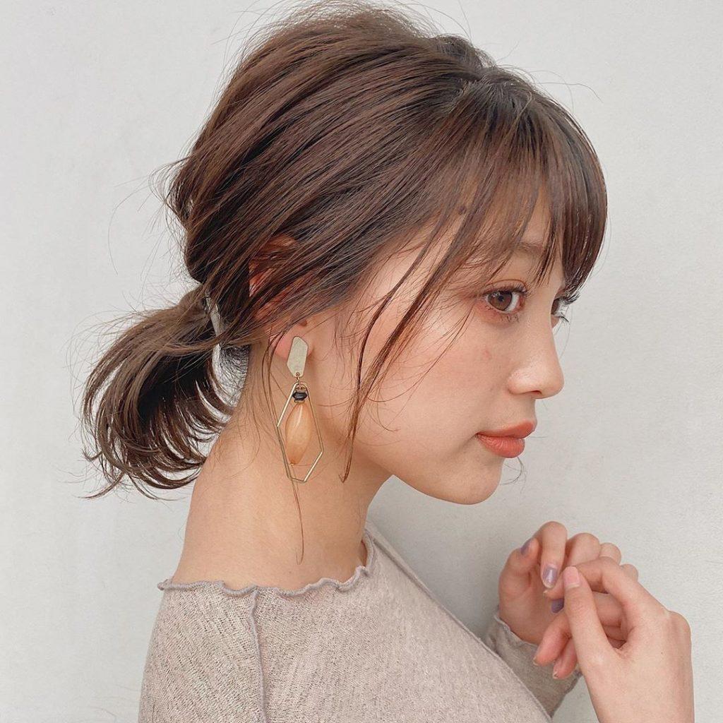 مدل موی کره ای زنانه و دخترانه جدید در سال 2021