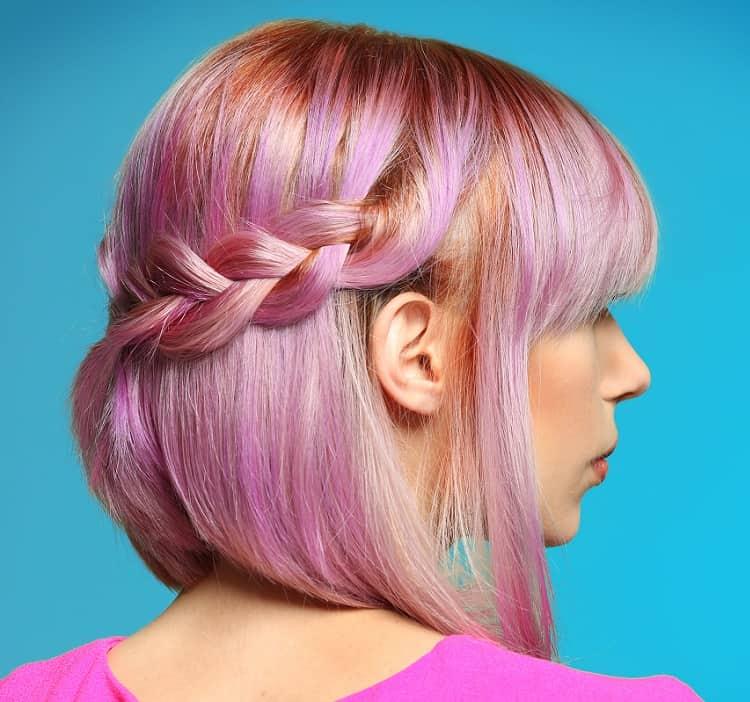 مدل موی زنانه و دخترانه جدید در سال 2021